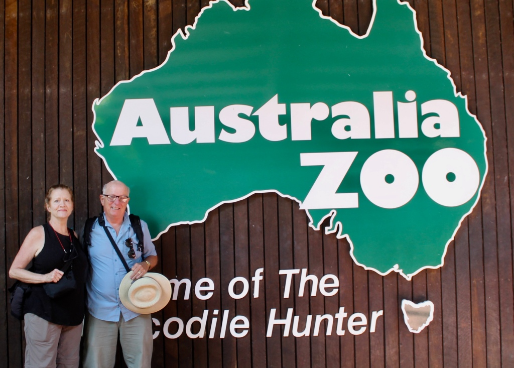 Crikey Its The Australian Zoo Ginger Without Borders